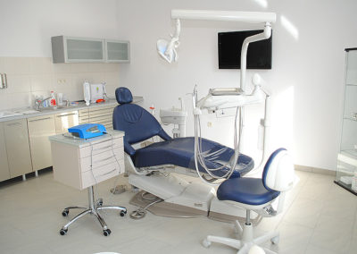 Gabinet stomatologiczny w Reg-Med