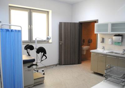 Gabinet ginekologiczny w Reg-Med