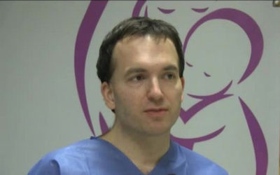 Paweł Dwornicki – ginekolog, Reg-Med Klinika Żary