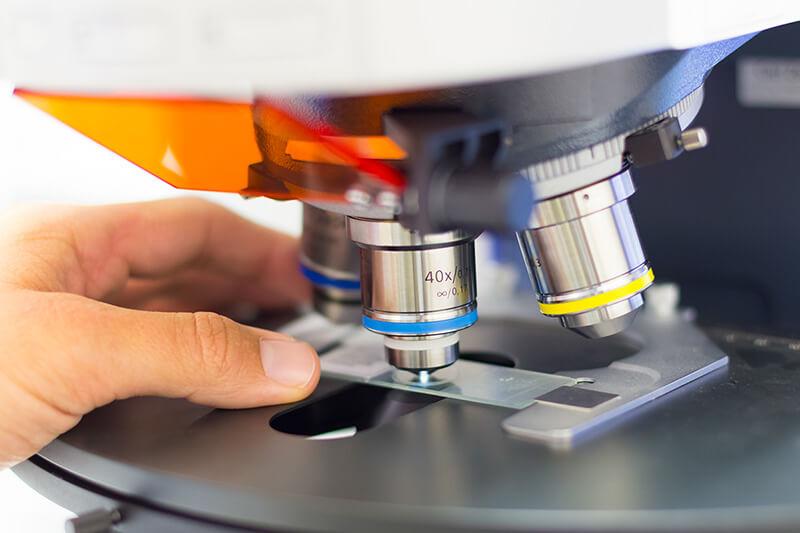Cytologia na podłożu płynnym - badanie